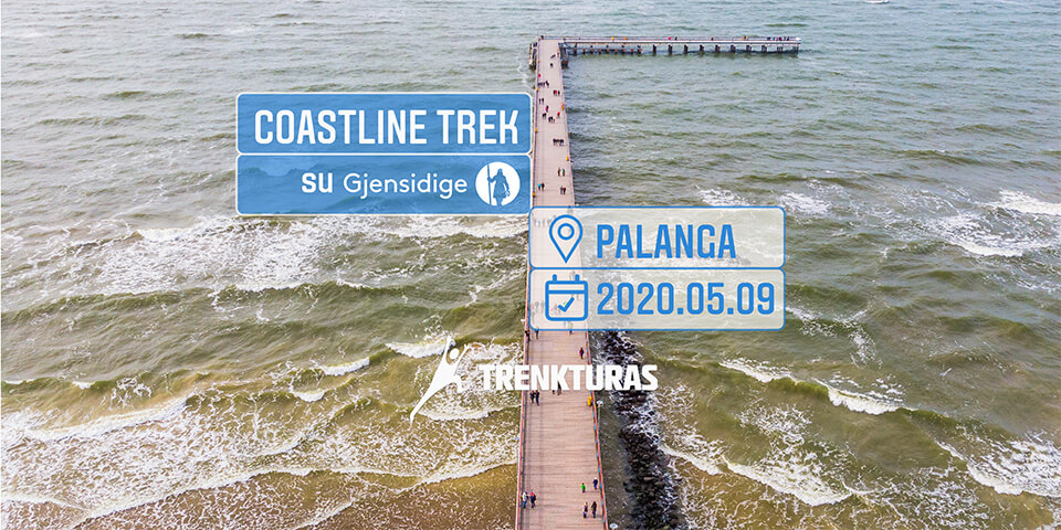 Coastline trek 2020 Palanga