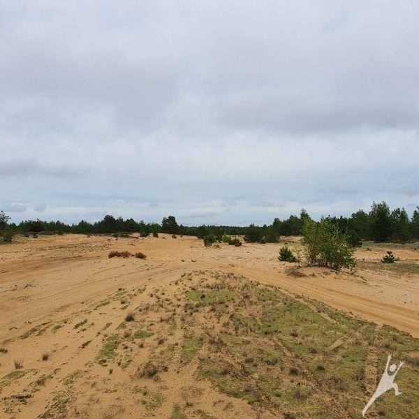 Rūdninkų girios biosferos poligonas (23 km)