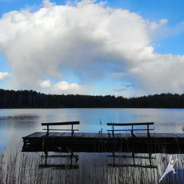 Dzūkijos nacionalinio parko laukiniais takais (26 km)