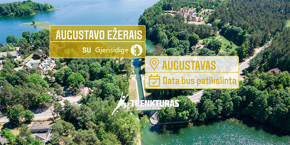 Žygis Augustowo ežerais