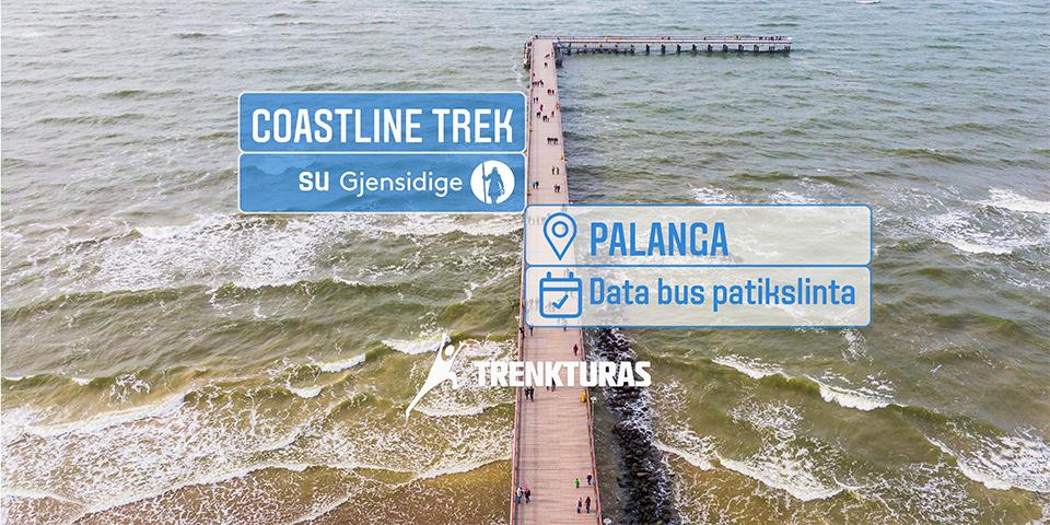 Coastline trek Palanga