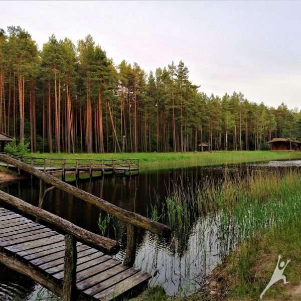 Iššūkiai Margininkų draustinyje (24 km)