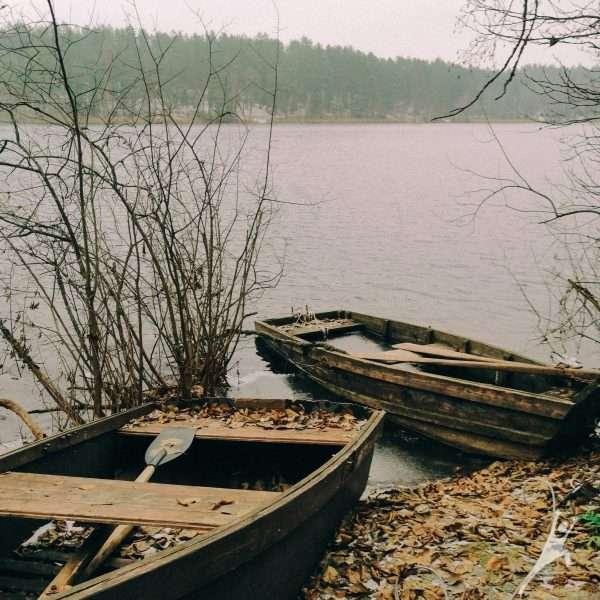 Ūlos upės atodangomis (10 km)