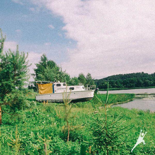 Kalvių miške buvusio tankodromo takais (11 km)