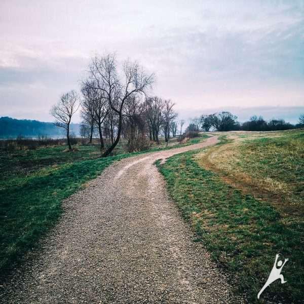 Lampėdžių karjero ir miško takais (6 km)