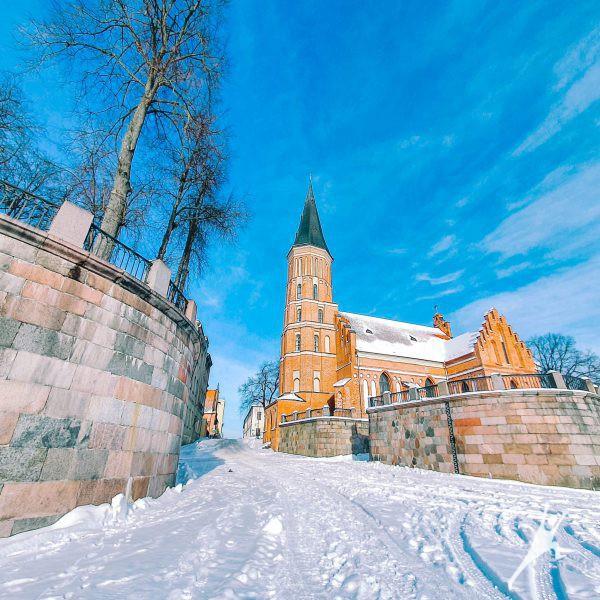 Kauno miesto vasario 16-osios takas (11 km)