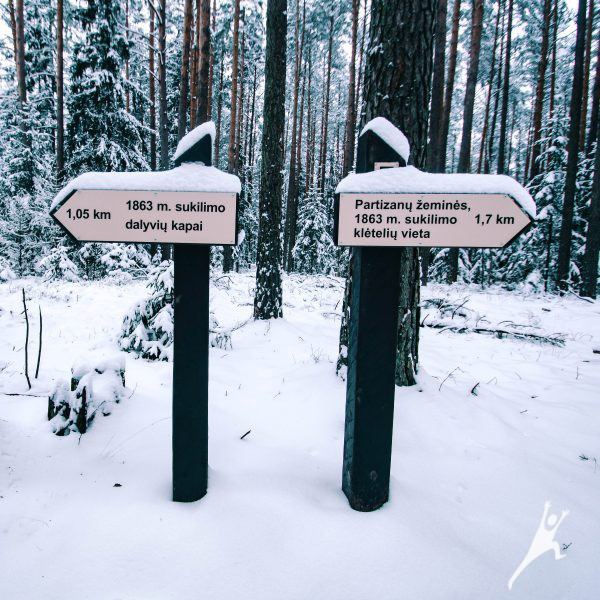 Žaliosios girios paslaptys (17 km)