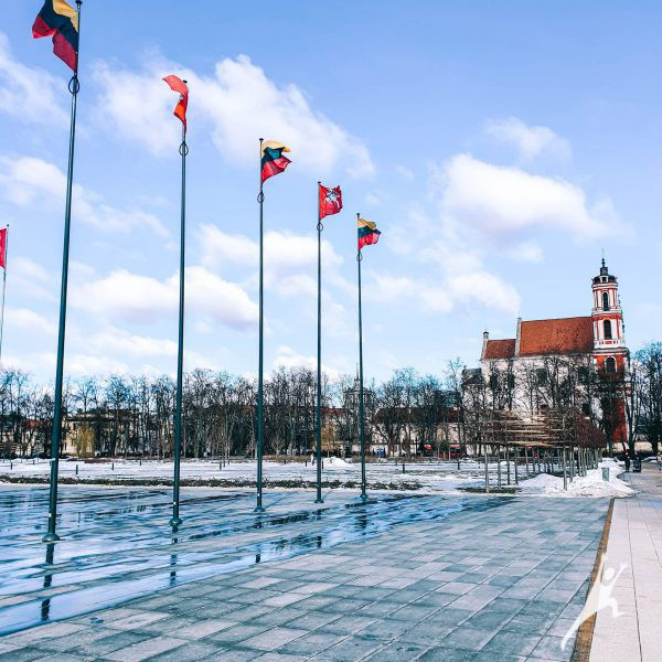 Kovo 11-osios takas Vilniuje (10 km)