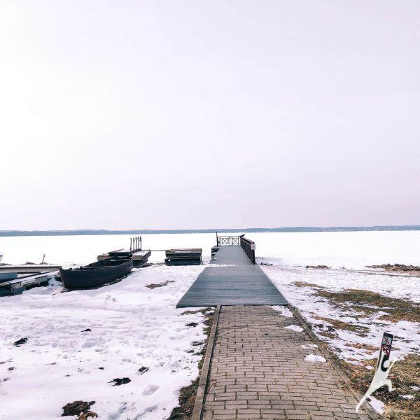 Tarp Dusios ir Metelio ežerų link Kivakalnio (22 km)