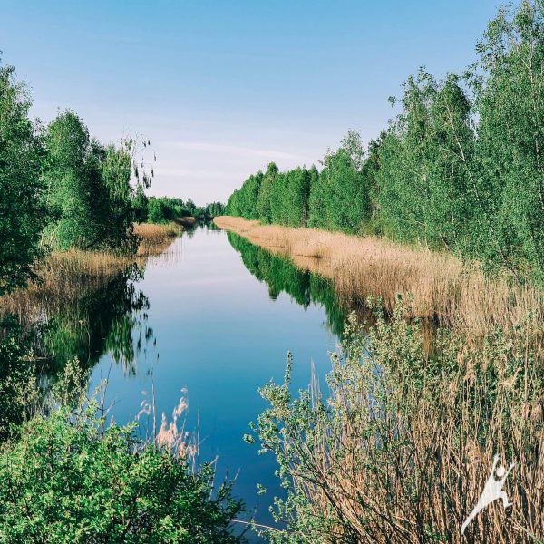 Stebint paukščius Baltojoje Vokėje (15 km)