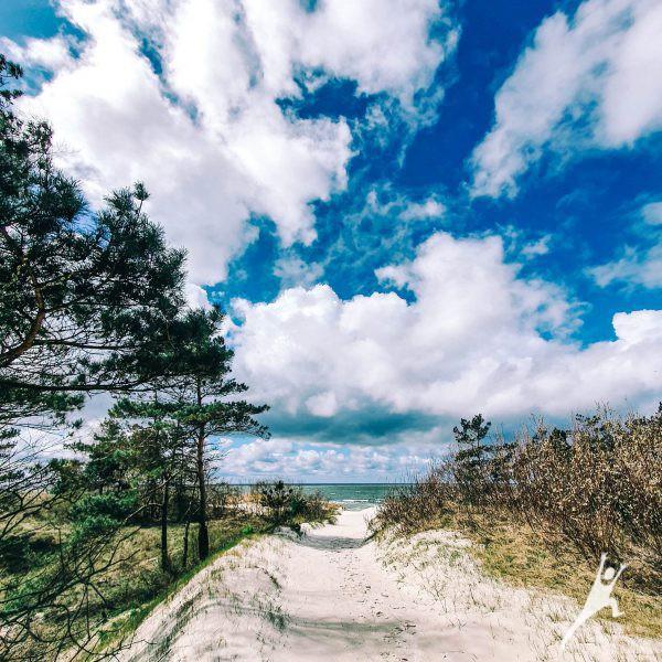 SOLOᐩ – Coastline trek: Kuršių nerijos tyrinėtojas ( 25 km)