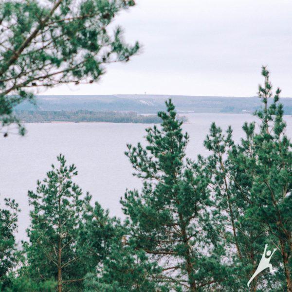 SOLOᐩ – Kauno marių atodangomis: link Gastilionių panoramos (15 km)