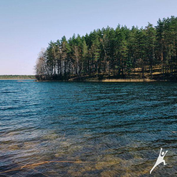 Didysis Visagino ežerų žiedas (23 km)
