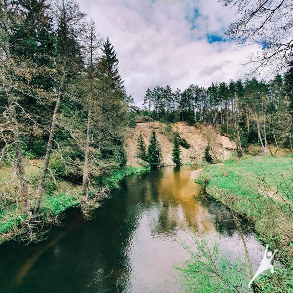 SOLO+ PALEI ŪLĄ: Dar daugiau skardžių ir atodangų (23 km)