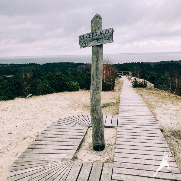 (Ne)lietuviški vaizdai Nidos pakraštyje (18 km)