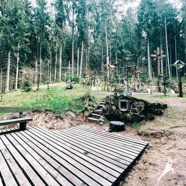 """Palei """"Europos Baikalą"""" – Vištyčio ežerą (19 km)"""